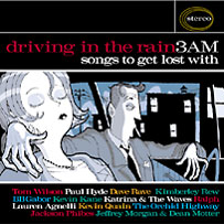 Various Artists: Driving In The Rain: 3AM - Songs To Get Lost With